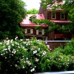 """Histoic House with Garden in Philadelphia"" by PhillyandMe"