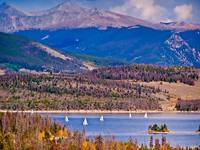 Dillion Reservoir in Colorado-3