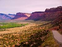 Scenery in the State of Utah-1