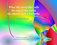 The Master calls a Butterfly