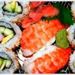 """""""Yummilicious Sushi"""" by SickLumpy"""