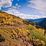 """Autumn Colors in Colorado-2"" by naturesimages"