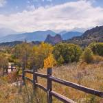 """Fall Color and the Front Range in Haze"" by naturesimages"