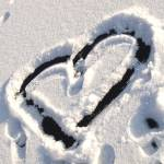 """snow heart"" by rollandpaillat"