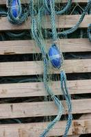 harbour net and rope