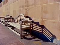 Twin Benches