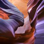"""Antelope Canyon-Natural Selection"" by pbk"