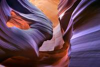 Antelope Canyon-Natural Selection