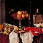 """""""Still Life by Abraham van Beyeren"""" by ArtLoversOnline"""