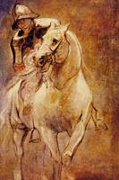 Man on Horseback by Sir Anthony van Dyck