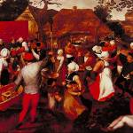 """Village Holiday by Pieter Brueghel"" by ArtLoversOnline"