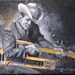 """Junior Brown"" by EricDee"
