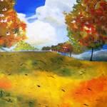 """Autumn Leaves 2"" by art4joy"