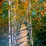 """Birch Path"" by art4joy"