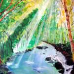 """Forest Stream"" by art4joy"