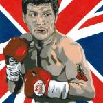 """Ricky Hatton"" by CoyoteDuran"