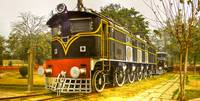 The Delhi Rail Museum