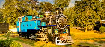 The Delhi Rail Museum 02