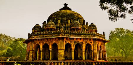 Humayuns Courtiers Tomb