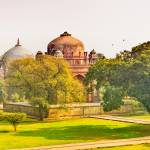 """Humayuns Tomb Gardens"" by gthomas68"