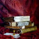 """Old books"" by pucci"