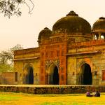 """The Gateway to Humayuns Tomb"" by gthomas68"
