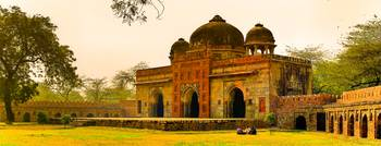 The Gateway to Humayuns Tomb