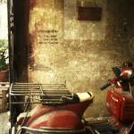 """China Town Vespa"" by CamsterFactor"