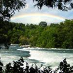"""Rainbow Over Waters"" by diane"