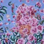 """Tumbling Flowers"" by StudioArtsGroup"