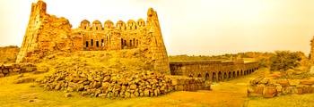 The Tughlaqabad Fort 01