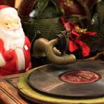 """Santa & Record"" by Lawrence"