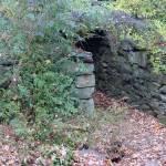 """""""Brick wall / walkway at park"""" by Moments2Savor"""