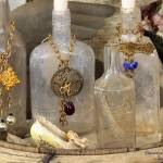"""Antique Bottles"" by Lawrence"
