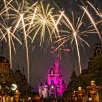 """Magic Kingdom - Main Street USA - Wishes"" by pasant"