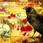 """Corvus Corax"" by RowanTreeDesign"