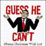 """obama christmas wish"" by spokunfor"