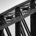 """Bridge Climb 2 in Black and White,Sydney,Australia"" by mjphoto-graphics"