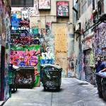 """Grafitti Alley, Melbourne, Australia"" by mjphoto-graphics"
