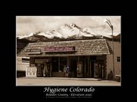 Hygiene Colorado General Store Fine Art