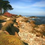 """Shoreline Trail at Pacific Grove"" by burterwinphotography"