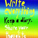 """Write everything"" by mcturgeon"