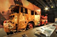 NYS Museum 9/11 Exhibit - HDR