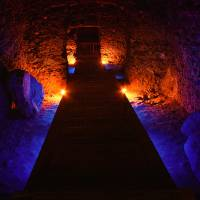 Amissos - Light in the Tomb Art Prints & Posters by Kira Hagen