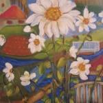 """Daisy Blooms"" by karenjlee"