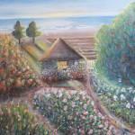 """""""Seaside Gardens"""" by karenjlee"""