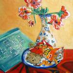 """Polish Pottery XI: South Beach"" by 88heather"