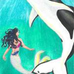 """Orca Opal"" by jennlandstedt"