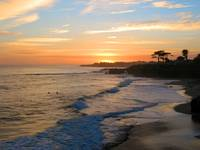 West Cliff Sunset - Santa Cruz, CA