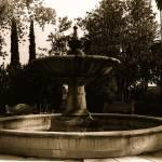 """Homage, Eugene Atget, vintage RR park, Tucson, AZ"" by davidleeguss"